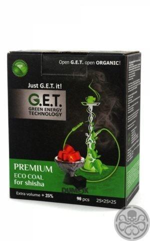 Древесный уголь G.E.T GET COAL (ГЕТ)