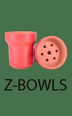 Чаши для кальяна Z-Bowls