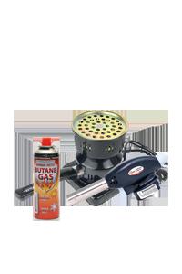 Разжигатели угля для кальяна (печи, горелки, балонны и др.)