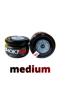 Табак SMOKY BULL MEDIUM LINE (Смоки Булл, Крепкая Линейка) 100 грамм