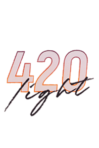 Табак 420 Light (Лёгкий) 100 грамм